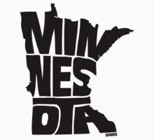 Minnesota Kids Tee