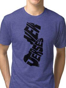 New Jersey Tri-blend T-Shirt