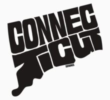 Connecticut Baby Tee