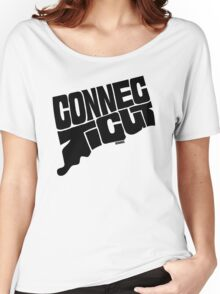 Connecticut Women's Relaxed Fit T-Shirt
