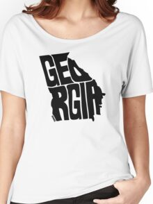 Georgia Women's Relaxed Fit T-Shirt