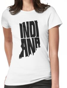 Indiana Womens Fitted T-Shirt