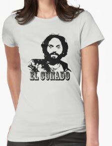 El Cunado Womens Fitted T-Shirt