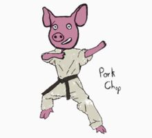 Pork Chop Kids Tee
