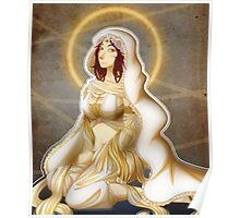 Princess of Sunlight Gwynevere Poster