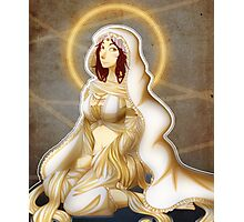 Princess of Sunlight Gwynevere Photographic Print