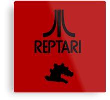 Reptari Metal Print