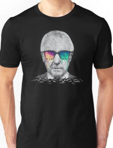 Albert Hofmann - Psychedelic Polygon Crystalised Portrait Unisex T-Shirt