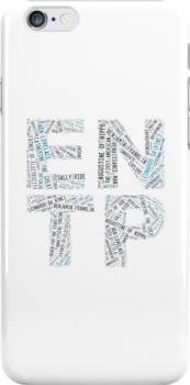 ENTP Word Cloud by MarblesinaJar