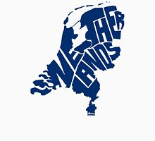 Netherlands Blue Unisex T-Shirt
