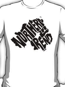 Northern Ireland Black T-Shirt