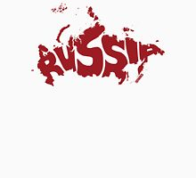 Russia Red Unisex T-Shirt