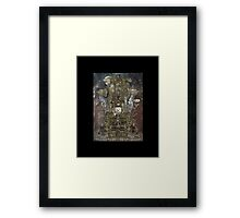Animals overs Framed Print