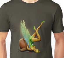 Zombie Pin-up Tinkerbell Unisex T-Shirt