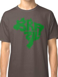 Brazil Green Classic T-Shirt