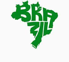 Brazil Green Unisex T-Shirt