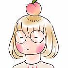 Peach Girl by ash-yams