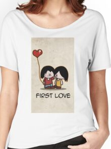 couple Women's Relaxed Fit T-Shirt