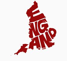 England Red Unisex T-Shirt