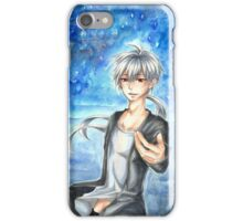 The Sky I Saw With You iPhone Case/Skin