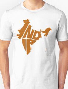 India Orange T-Shirt
