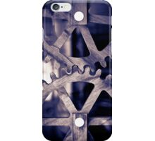 Cogs turning iPhone Case/Skin
