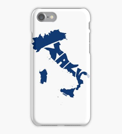 Italy Blue iPhone Case/Skin