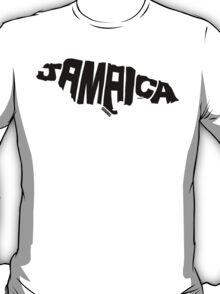 Jamaica Black T-Shirt