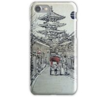 another kyoto moment iPhone Case/Skin