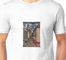 Dresden - Germany - Hand-drawn Unisex T-Shirt