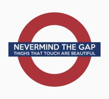 Nevermind The Gap by TalkyTaco