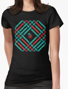 Sir Skullerson Womens Fitted T-Shirt