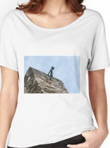 old walls Women's Relaxed Fit T-Shirt