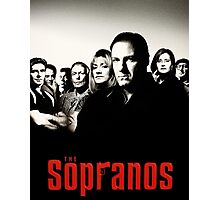 The Sopranos PAT01 Photographic Print