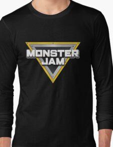 monster jam Long Sleeve T-Shirt