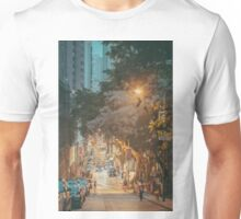 Night Street Unisex T-Shirt