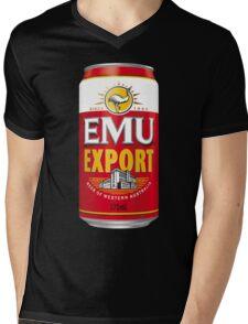 Emew Export Mens V-Neck T-Shirt