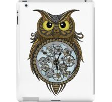Steam punk owl iPad Case/Skin