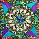 Self Healing Mandala by carol selchert