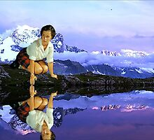 Reflection by Susan Ringler