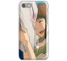 Sen and Haku  iPhone Case/Skin