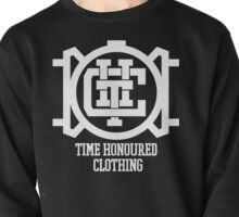 THC Apparel White Monogram  Pullover
