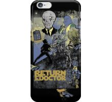 TIME LORD: Return of the Doctor iPhone Case/Skin