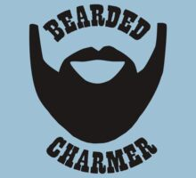 The Bearded Charmer One Piece - Short Sleeve