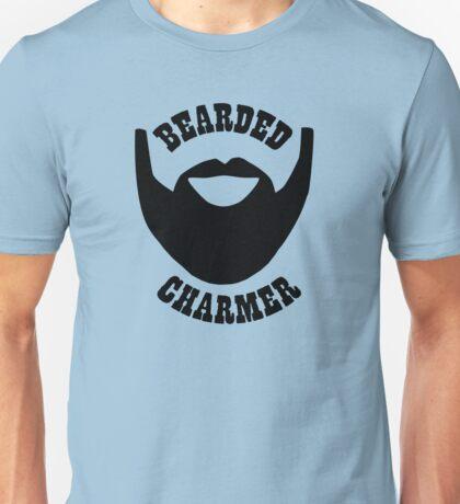 The Bearded Charmer Unisex T-Shirt