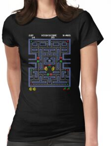 Arcade Fever Womens Fitted T-Shirt