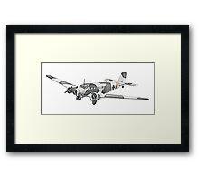 Junkers Ju 290 Airplane Framed Print