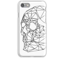 Wire Skull iPhone Case/Skin