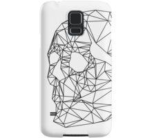 Wire Skull Samsung Galaxy Case/Skin