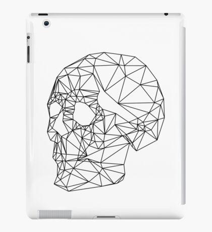 Wire Skull iPad Case/Skin